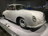 First Production Porsche